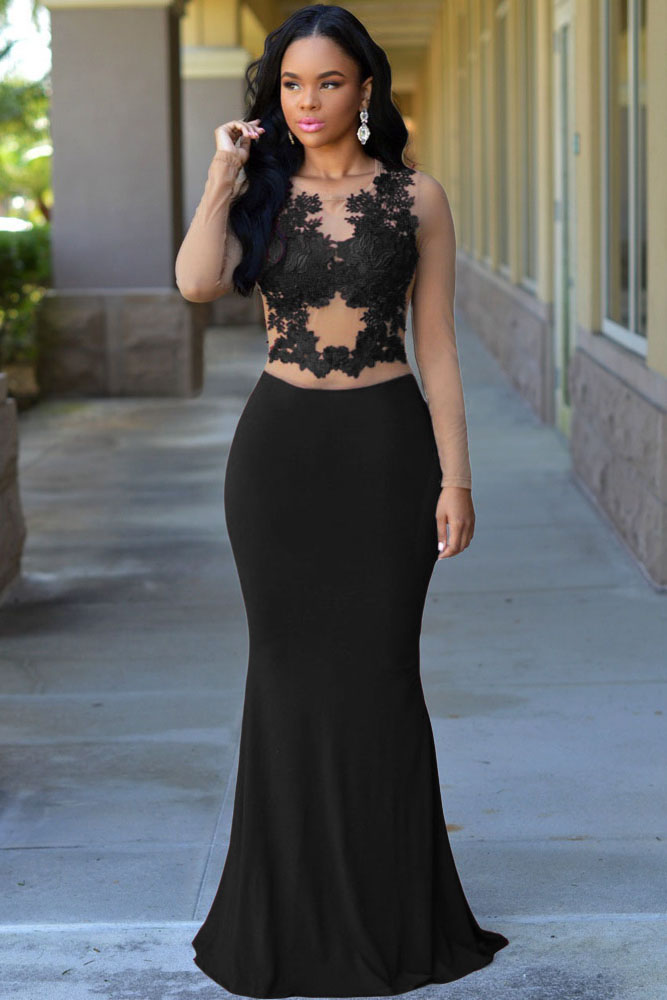 black-nude-mesh-accent-maxi-dress-llc60831p-3-3
