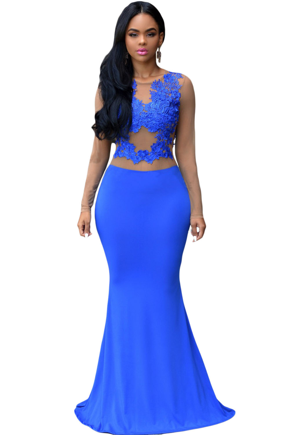 sexy-royal-blue-nude-mesh-accent-maxi-dress-llc60831p-2-1