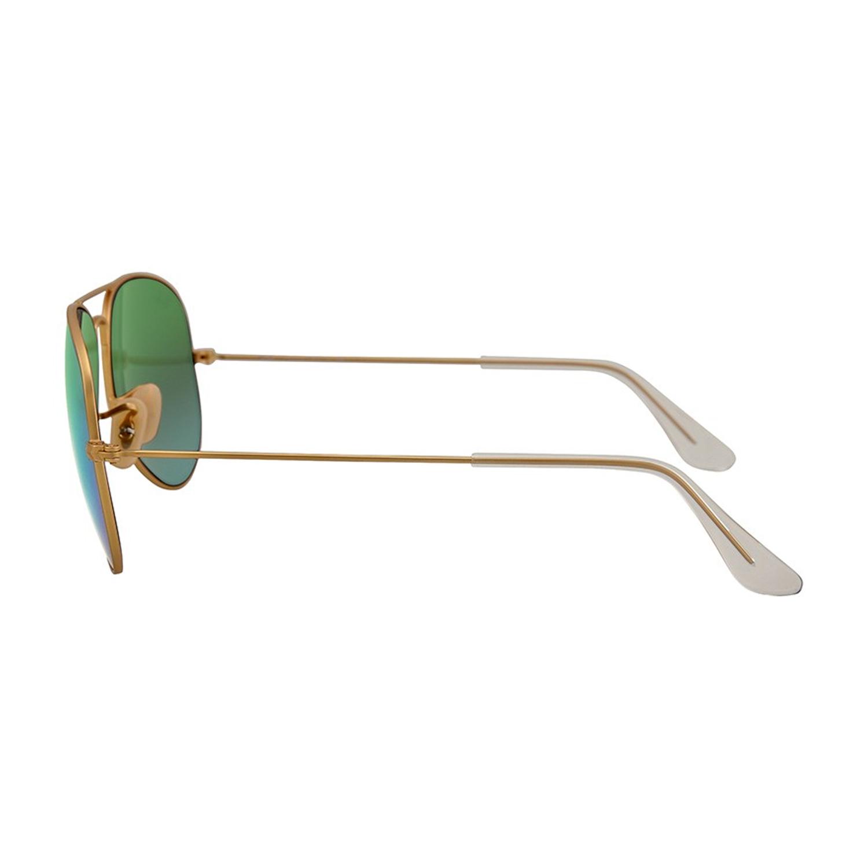 Lunettes de soleil Ray-Ban Aviator Classic RB3025-112 68 Doré miroir ... 40cf40ce864f