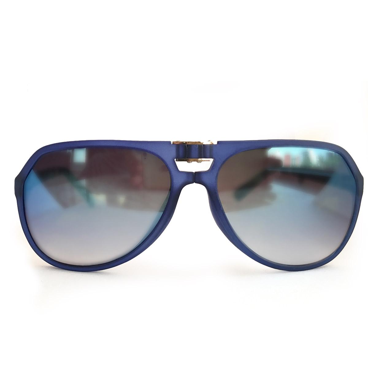 19ce087ae204 Lunettes de soleil Dolce   Gabbana Pliables Bleu – Prix Fous