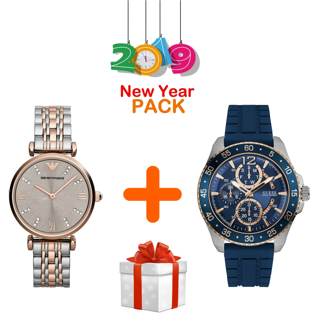 086ad47729747f New Year Pack AR1840 + W0798G2   Equipez-vous à Prix Fous ! Maroc