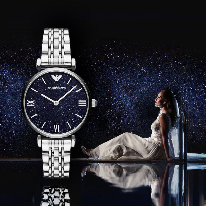 armani femme maroc montre